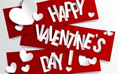Valentine's Day at Juicy Headquarters